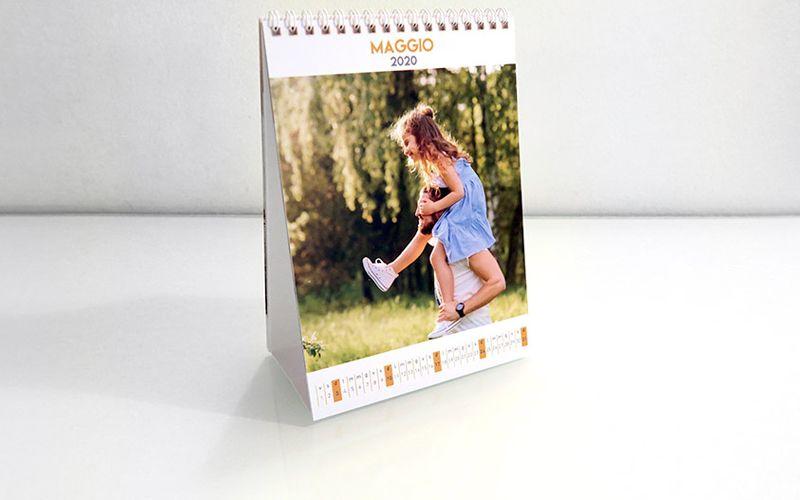 Calendario Da Tavolo Verticale