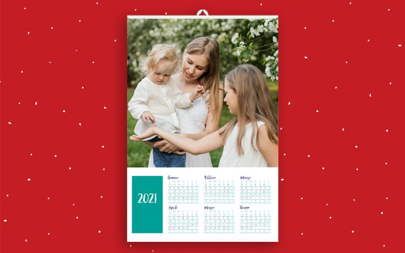 Calendario 6+6 Fresh