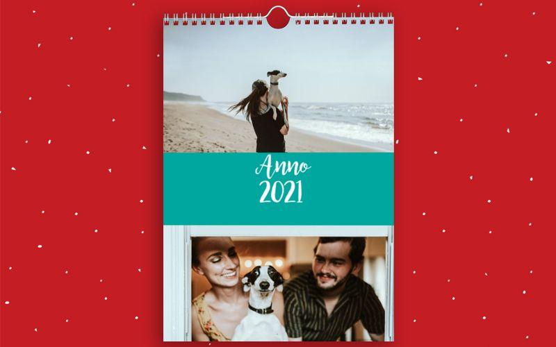 Calendario A4 Fresh
